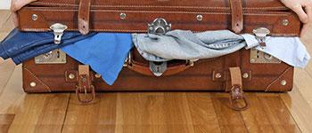14 نکته بسیار کاربردی برای بستن چمدان