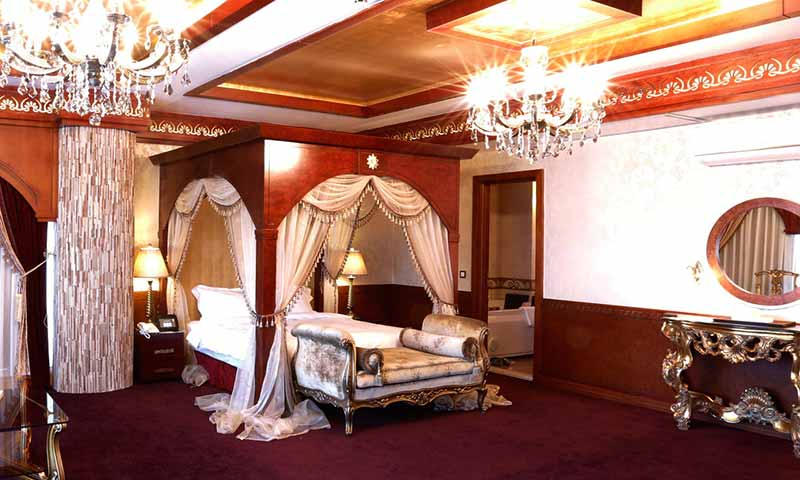 تقدیر هتل درویشی از سامانه مهر