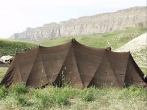 آشنایی با سیاه چادر