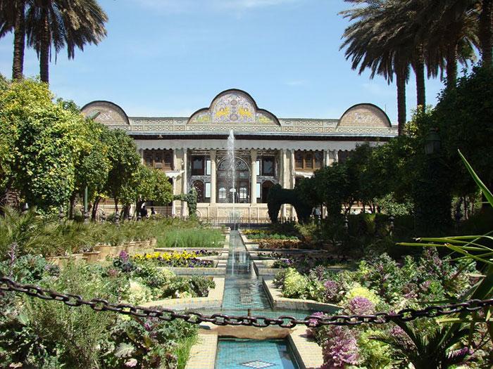Garden-Narenjestan-Ghavam-Shiraz