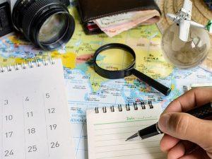 برنامه ریزی سفر از زبان مدیر فروش