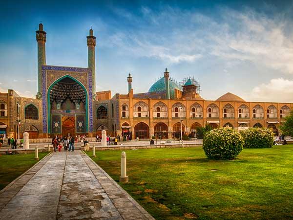 سفر نوروزی به اصفهان
