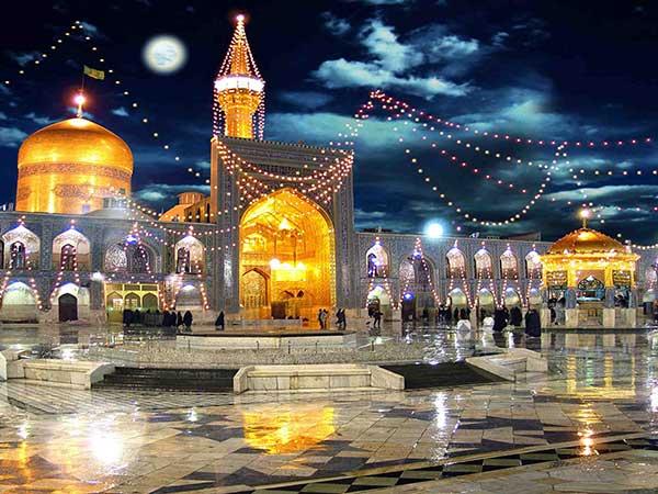 سفر نوروزی به مشهد