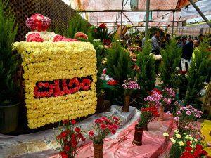 محلات، شهری با میلیون ها گل