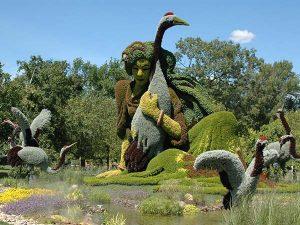 باغ های زیبا در جهان