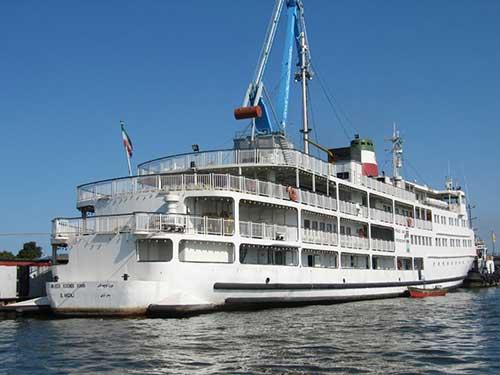 سفر دریایی با کشتی تفریحی در شمال و جنوب