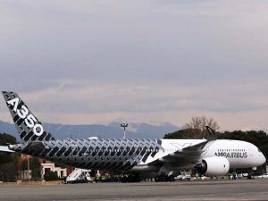 خطوط هوایی  هواپیماهای جدید