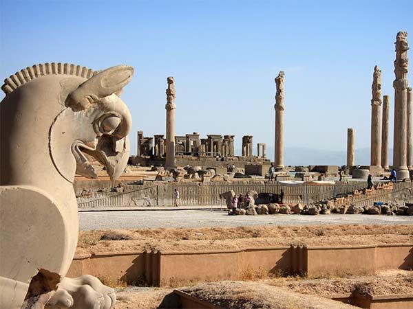 شیراز همیشه مقصد دلخواهی برای سفر در تاریخ