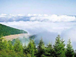 سرزمین ابرهای روی زمین