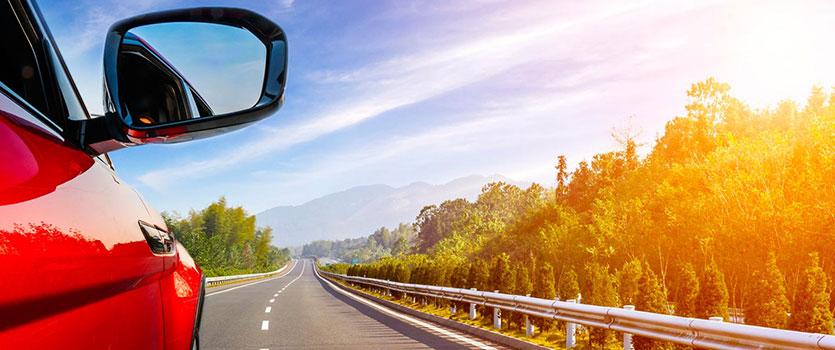 تعطیلات تابستانی و لذت بردن از سفر جاده ای