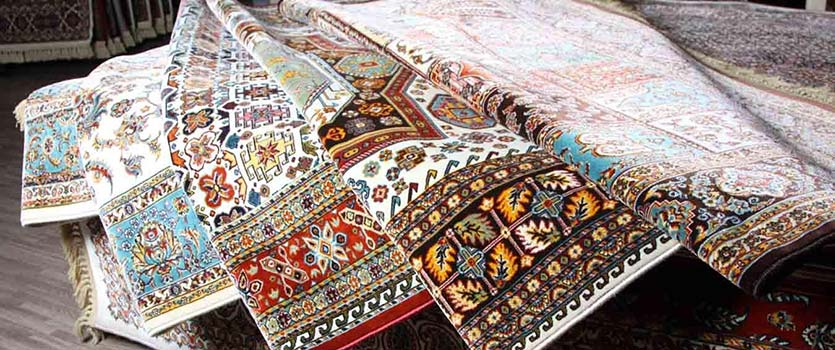 جغرافیای صنعت فرش ایران