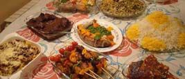 گردشگری و غذاهای سنتی