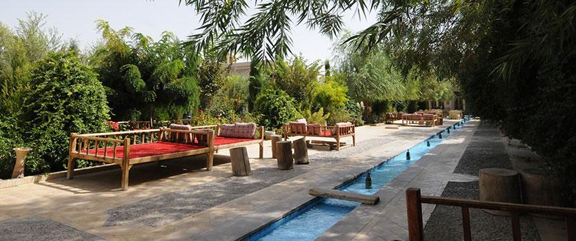 فضاهای سبز هتل های ایران