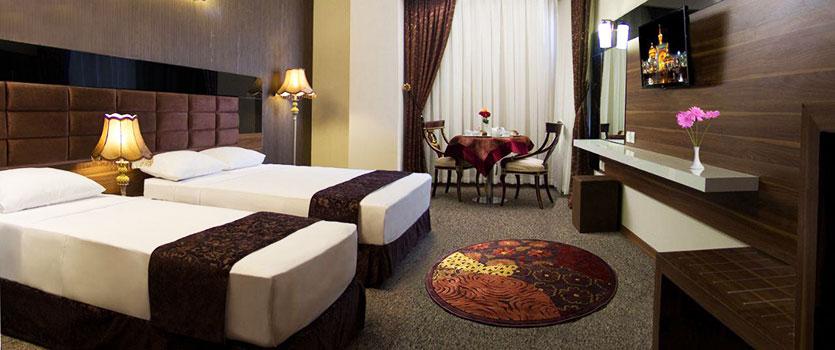 اصلاحیه قوانین رزرو اتاق هتل ها