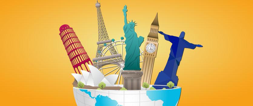 دیدنی ترین شهر های دنیا