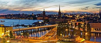 10 هتل جالب سوئد