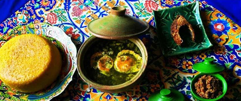 شهر خلاق غذا در ایران