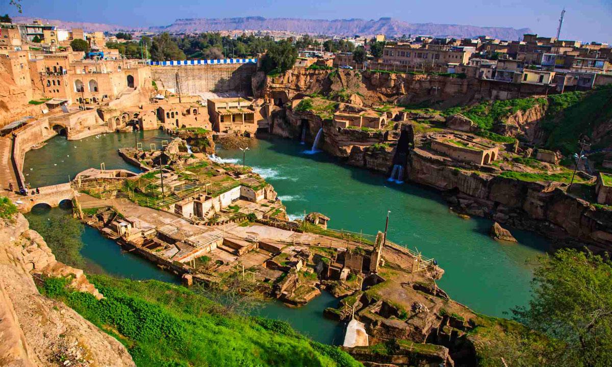 جاذبه های دیدنی خوزستان