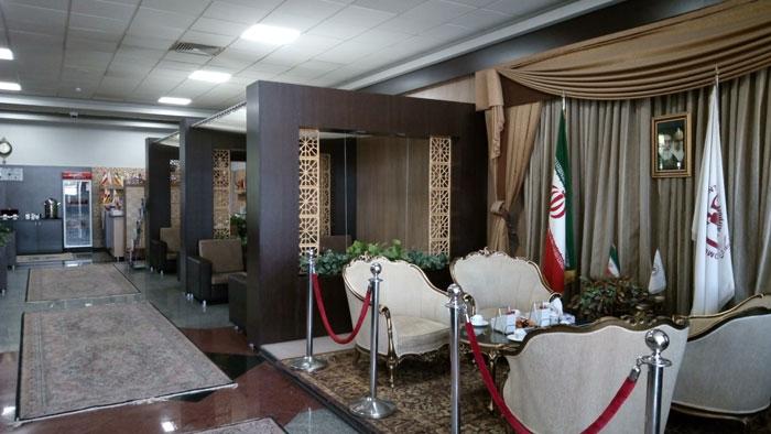 رزرو cip فرودگاه کرمانشاه