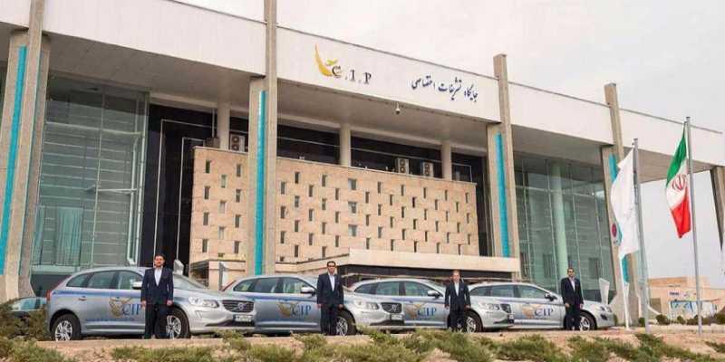 خدمات تشریفاتی فرودگاه امام خمینی