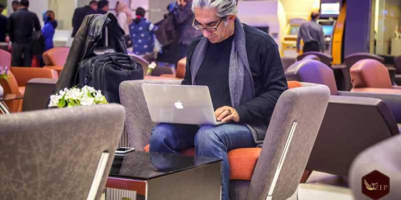 لابی , فرودگاه امام خمینی