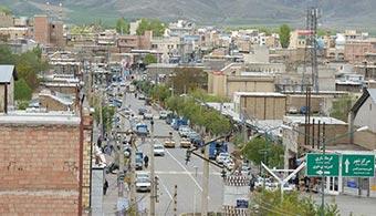 شهر چالدران