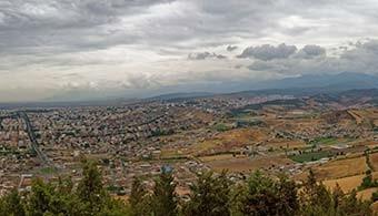 شهر گرگان