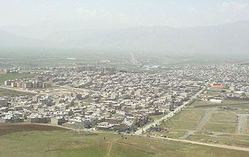 شهر کامیاران