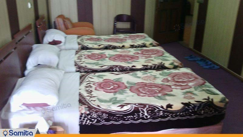 اتاق سه تخته هتل امیر کبیر آبادان