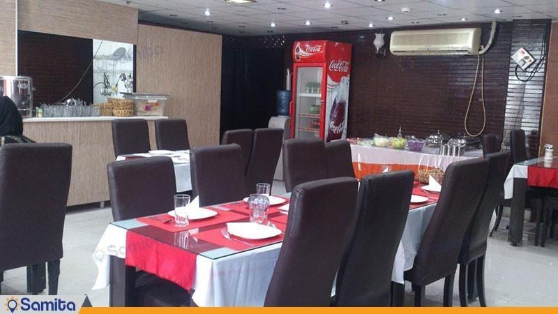 رستوران هتل آزادی آبادان
