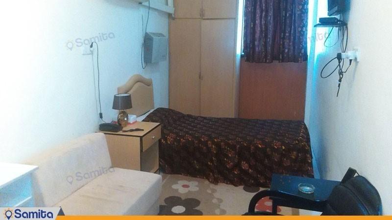 اتاق یک تخته هتل آزادی آبادان