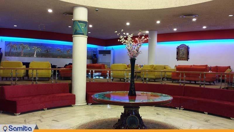 لابی هتل پارس کاروانسرا