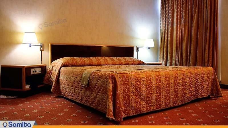 اتاق دبل هتل پارسیان آزادی آبادان