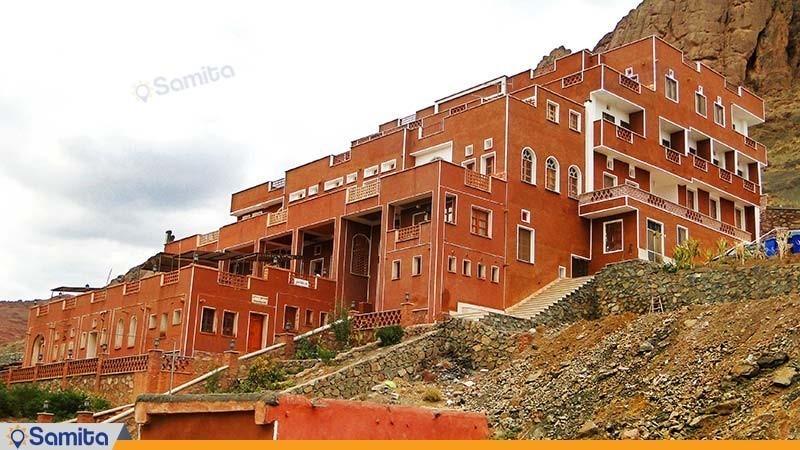 نمای ساختمان هتل ویونا