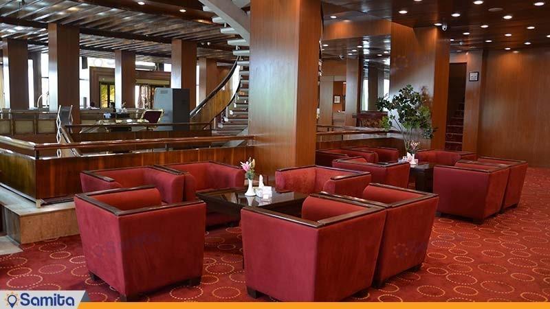 لابی هتل پارس اهواز
