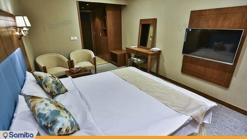 اتاق دبل هتل کانیار