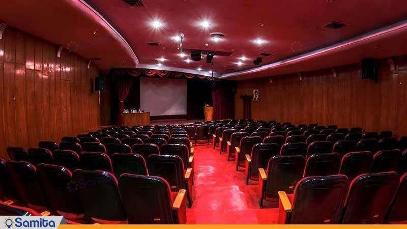 آمفی تئاتر خیام هتل امیر کبیر اراک