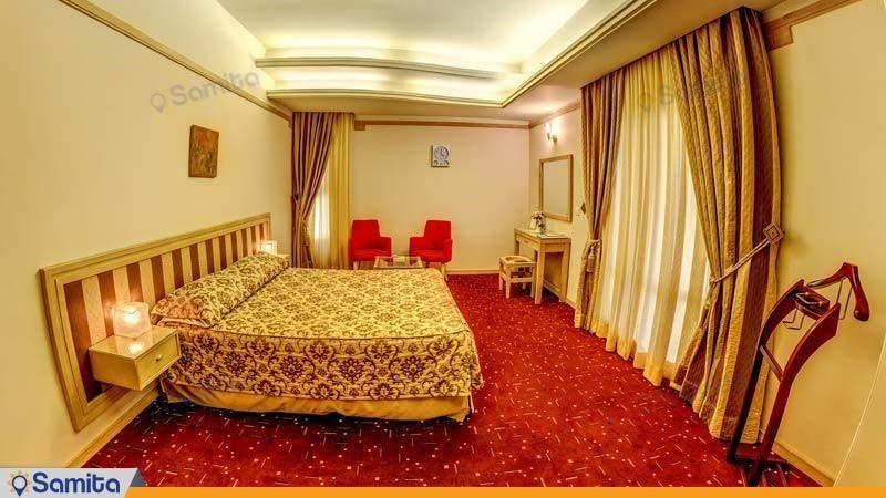 سوئیت بزرگ هتل امیر کبیر اراک