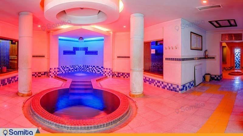 استخر هتل امیر کبیر اراک