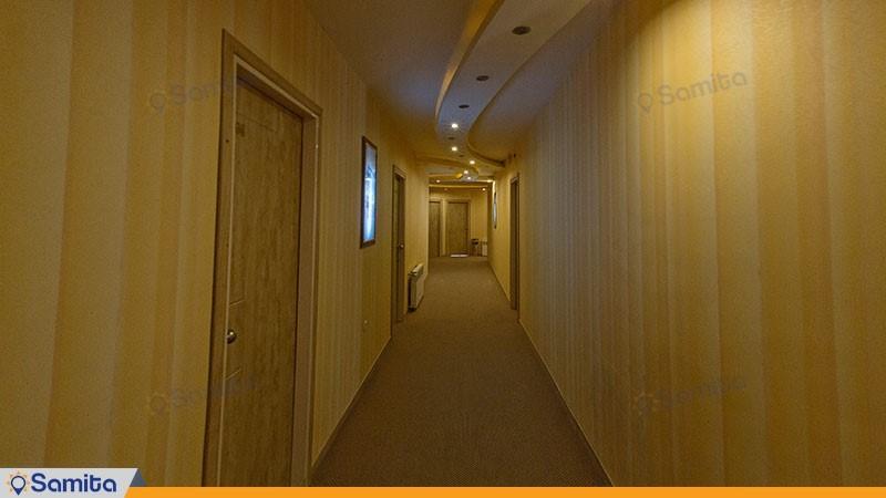 راهرو هتل سبلان