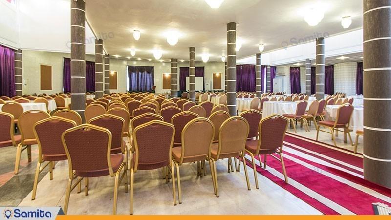 سالن اجتماعات هتل اسپیناس آستارا