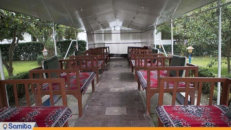 رستوران سنتی مجتمع جهانگردی خزرشهر