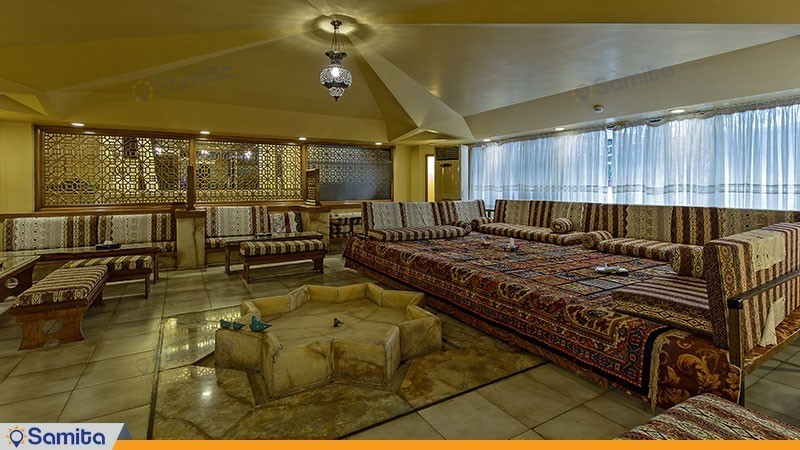 رستوران سنتی هتل بین المللی هرمز