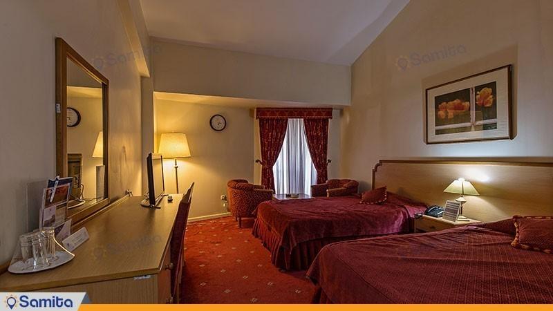 اتاق دونفره هتل بین المللی هرمز