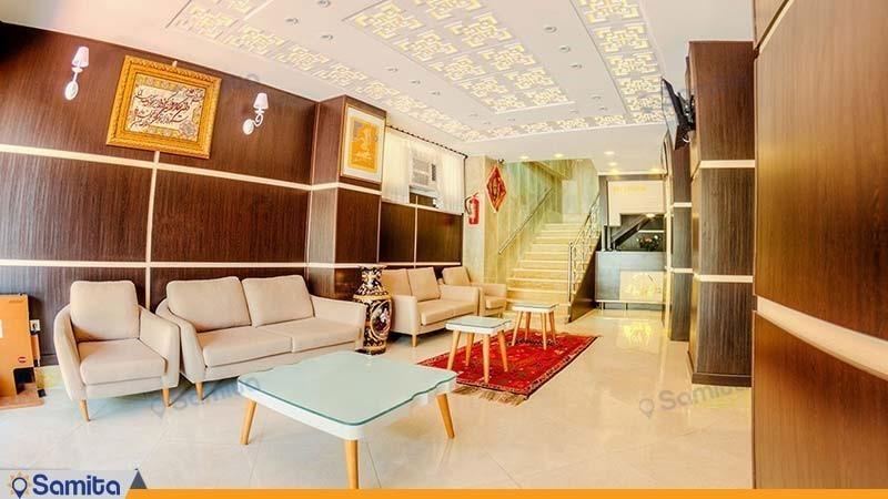 لابی هتل ایران بندرعباس