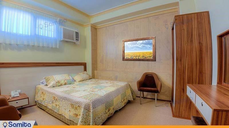 سوئیت پنج نفره هتل ایران بندرعباس