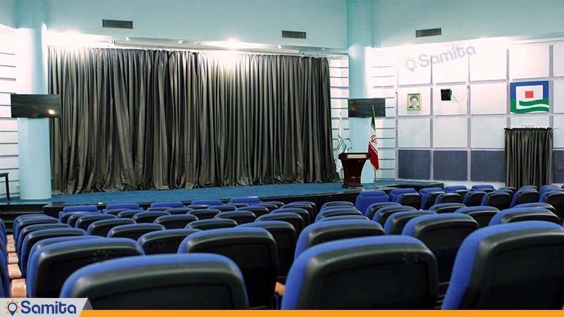 سالن کنفرانس هتل بین المللی خلیج فارس بندرعباس