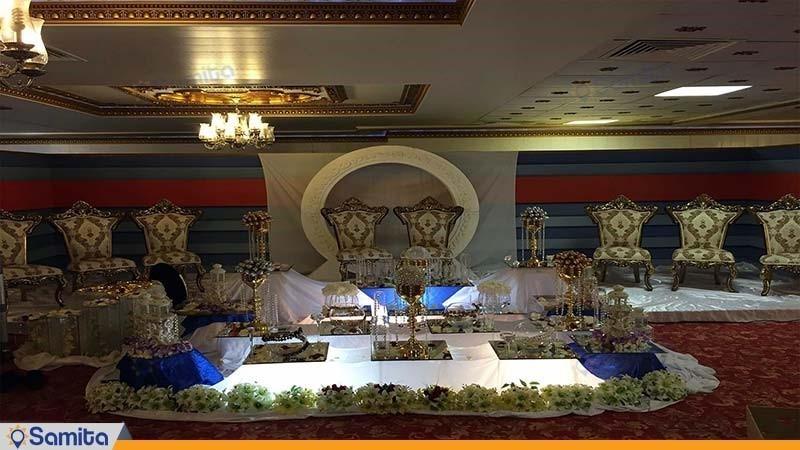 سالن پذیرایی هتل بین المللی خلیج فارس بندرعباس
