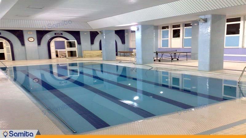 استخر هتل بین المللی خلیج فارس بندرعباس