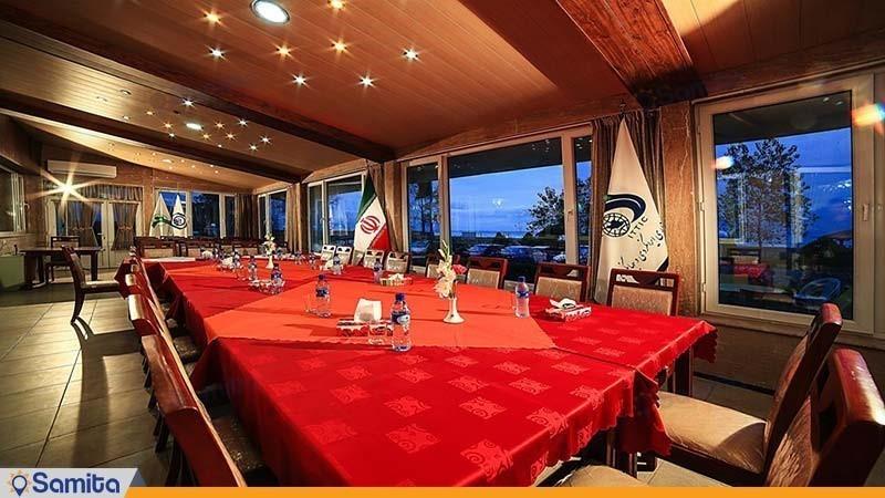 اتاق جلسات هتل جهانگردی نمونه